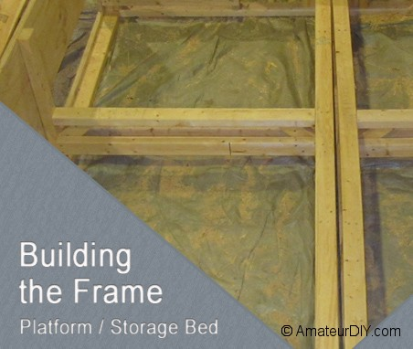 bed frame 2x3