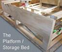 Making a Platform / Storage Bed