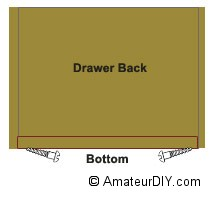 drawer bottom